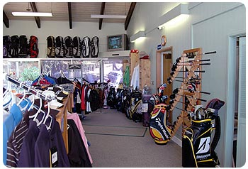 Cedar Bend Golf Club Pro Shop